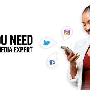 Why you need a social media expert